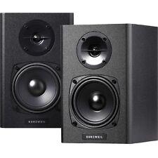 Kurzweil KS40A Studio Referencing Monitors DJ Bedroom Hi-Fi Speakers KS 40A PAIR