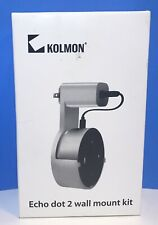 Kolmon - Echo Dot 2 - Wall Mount Kit - Shipping Included