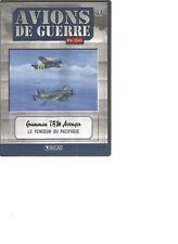DVD AVIONS DE GUERRE N°41 - GRUMMAN TBM AVENGER - LE VENGEUR DU PACIFIQUE