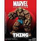 KNIGHT MODELS DC THE THING METAL MARVEL NEW