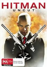 Hitman - Uncut (DVD, 2008) Timothy Olyphant, Dougray Scott