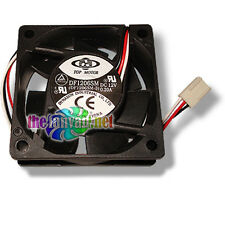Top Motor DF1206SM 60mm x 20mm Quiet CPU Fan 3 pin Connector NEW