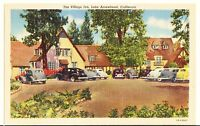 California CA VILLAGE INN Diner LAKE Arrowhead Hotel Big Bear Car Restaurant NOS