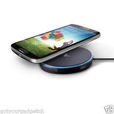 Qi Wireless Charger Transmitter Charging Disc Mat For Nokia HTC 8X LG Nexus 4/5
