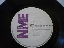 """NME - 7"""" - FREEBIE SEPT '85 - STYLE COUNCIL/LLOYD COLE/PREFAB SPROUT/ROBERT CRAY"""