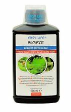 Easy-Life AlgExit 500ml Aquarium Fish Tank Green Brow Algae Killer Remover