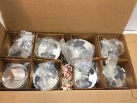 Set of 8 ARIAS Speedmaster  Pistons Big Block Chevy 454 12CC Dome .T 30