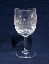 Baccarat Nancy Claret Glass