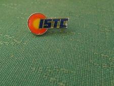ISTC - IRON & STEEL TRADES CONFEDERATION - METAL BADGE
