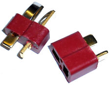 8035 RC Ulltra T-Plug Set Male / Female Connector OLD