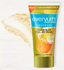 Everyuth Golden Glow Peel-Off Mask With 24 Karat Gold For Glowing Skin 50 Gm
