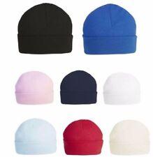 Boys' Cotton Blend Baby Hats