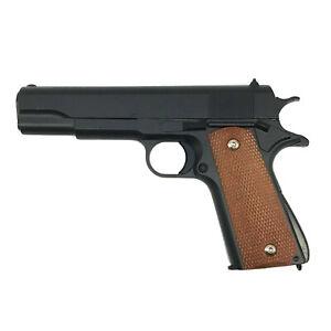 Rayline Pistole G13 Metall Softair, 1:1, Gewicht 488g <0,5Joule ab 14 Jahre