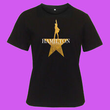 Hamilton American Musical Broadway Tour Women  T shirt S - 2XL
