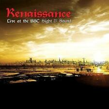 Renaissance - Renaissance Live At The BBC - Sight And Sound (NEW 3CD+DVD)