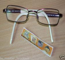 MEXX TITAN Original Brille Eyeglasses Occhiali Lunettes Gafas 5468 100 Rot O2OKc