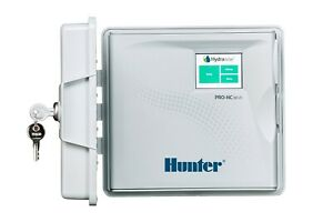 Hunter Hydrawise Pro-HC WiFi Irrigation Outdoor Controller 24 Zone