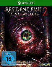 *** Resident Evil Revelations 2 *** XBOX ONE *** Komplett mit OVP *** NEUwertig