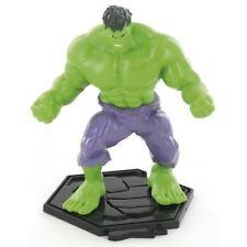 Figurines et statues jouets comics, super-héros avec hulk