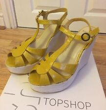 555ea82a94 TopShop Women's Wedge Heel Shoes for sale | eBay