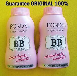 50 g x 2 Pond's BB Magic Powder Oil Blemish Control UV Protection Face Body