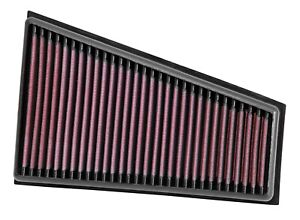 K&N Filters 33-2995 Air Filter Fits 13-18 B250 CLA250 GLA250 QX30