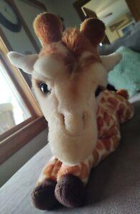 """Toys-R-Us Geoffrey Giraffe Large Plush 25"""" 2002 Stuffed Animal Toy"""