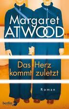 Das Herz kommt zuletzt von Margaret Atwood (2017, Gebundene Ausgabe)