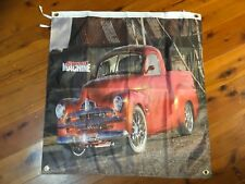 Larger Fj holden fc gmh printed poster bar Man cave flag wall hanging shed sign