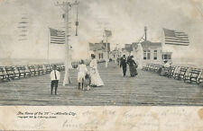 "Atlantic City NJ * ""Home of the 57""  Heinz Pier  1905   J. Murray Jordan Pub.."