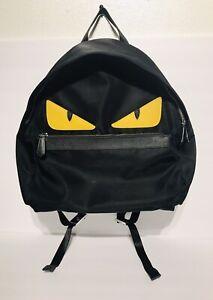 Fendi Monster Backpack.