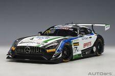 AUTOart 81930 - 1/18 Mercedes-AMG GT3 Team Craft Bamboo Black Falcon Bathurst