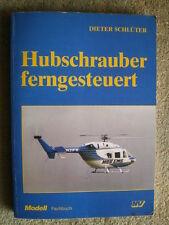 Hubschrauber ferngesteuert  Modellbau Rotorblätter Fernlenkanlage Leitwerke Flug