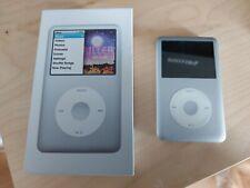 Apple iPod Classic 7th Generation SILVER (160GB) - MC297LL/A