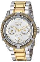 24455 Invicta Bolt Women 38mm Quartz Multifunctio Stainless Steel Bracelet Watch