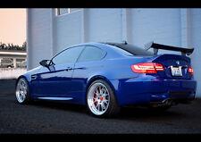 "BMW M3 E92 NEW A1 CANVAS PRINT POSTER FRAMED 33.1""x23.4"""
