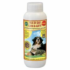 Repellente Disabituante Cani E Gatti mondo Verde Via Di Qui Granuli 1000 ML