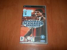 FOOTBALL MANAGER HANDHELD 2008 PSP (PAL ESPAÑA PRECINTADO)