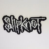 Slipknot Patch - Iron On Badge Embroidered Motif - Heavy Metal Band Music - #266