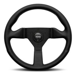 MOMO ITALY Montecarlo 320Mm Steering Wheel Black 11111792217R