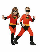 DISNEY PIXAR THE INCREDIBLES CHILD BOYS GIRLS UNISEX COSTUME BY AMSCAN -M (8-10)