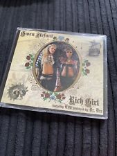 GWEN STEFANI (RICH GIRL) CD SINGLE