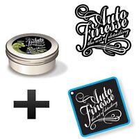 Auto Finesse Mint Rims - Auto Finesse Air Freshener