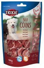 Trixie Beef Coins Dog Treat No Added Sugar & Gluten Free 100g x 2