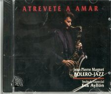 Atrevete A Amar Jean Pierre Magnet Eva Ayllon Latin Music CD