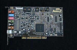 Creative Labs Sound Blaster Audigy 2 PCI Sound Card SB0240