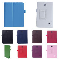 1X(Leather Case Stand Cover For Samsung Galaxy Tab Tablet SM-T230 4 7Inch  T9X3