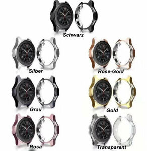 Cover TPU Schutzhülle f. Samsung Gear S3 Classic/ Frontier/ Galaxy Watch 42/46mm