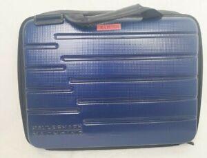 Paul Shark Laptop Case Bag Briefcase Waterproof Blue Yachting Hard-shell  P724