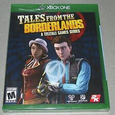 Tales from the Borderlands for Xbox One Brand New! Factory Sealed!